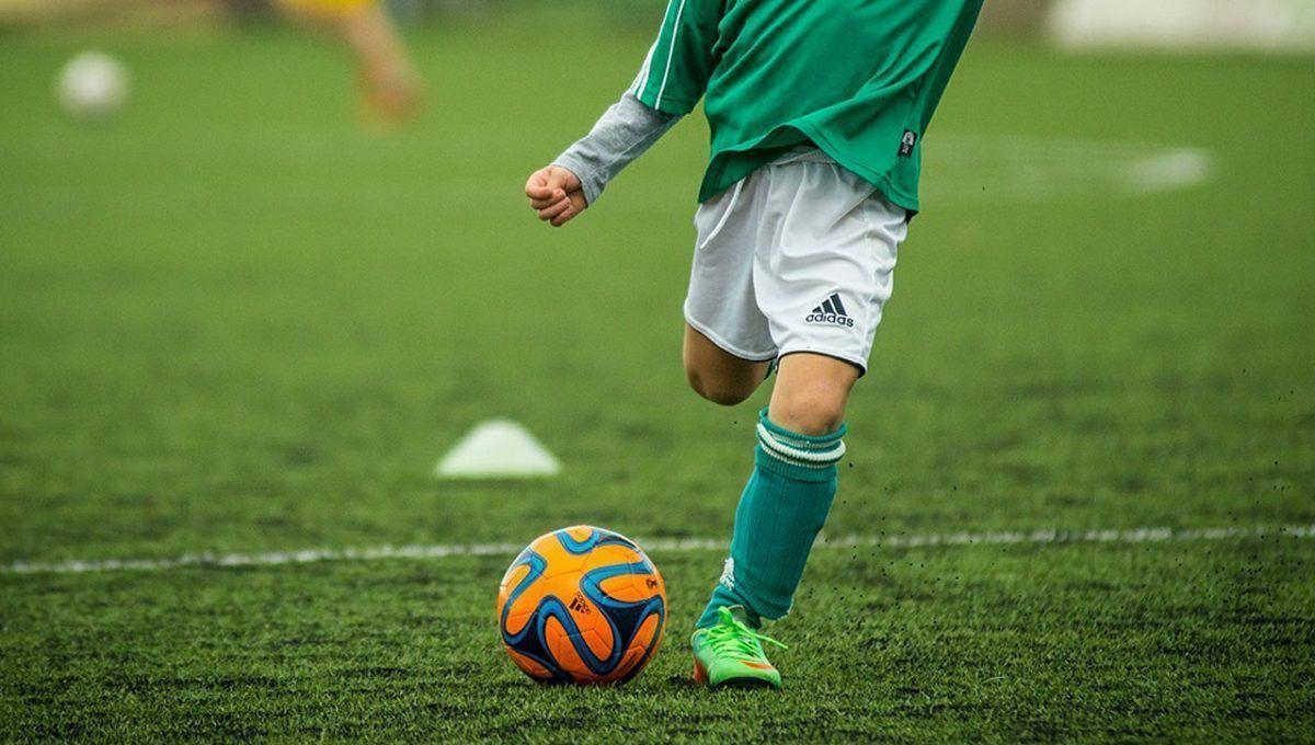 ¡Mamá, quiero ser futbolista!