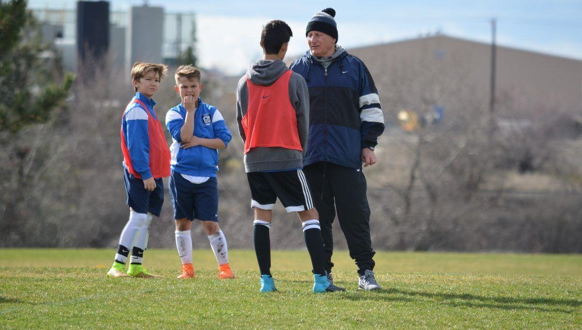 Cree en el entrenador